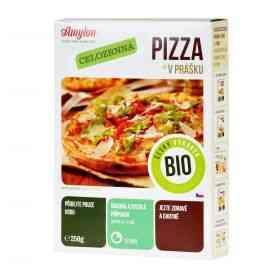 Pizza celozrnná BIO