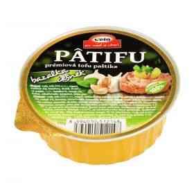 Paštika PATIFU bazalka a česnek