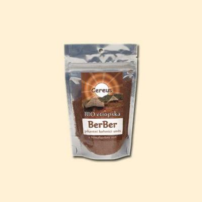 BIO Etiopská pikantní kořenící směs BerBer