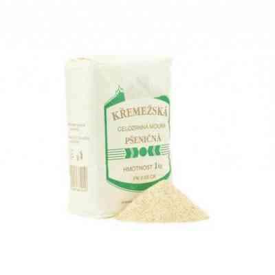 Křemežská celozrnná pšeničná