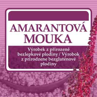 Amarantová mouka