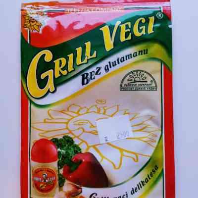 Grill Vegi
