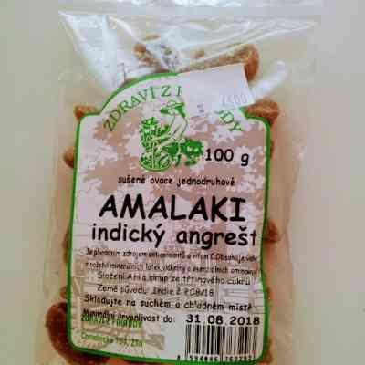 Amalaki - indický angrešt