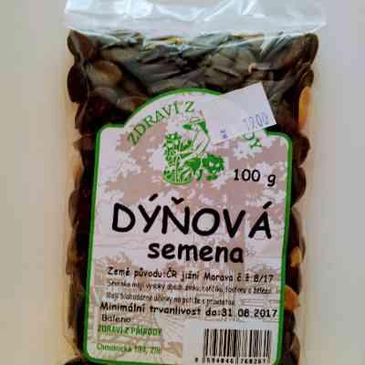 Dýňové semínko