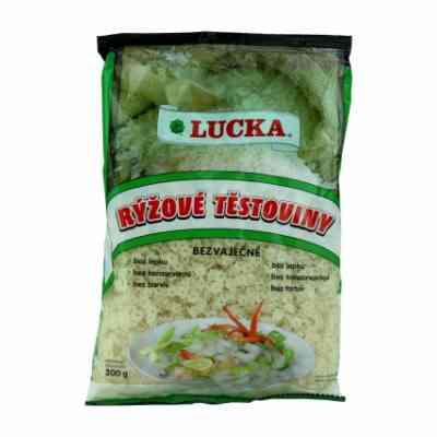 Lucka - Rýžové těstoviny hvězdičky