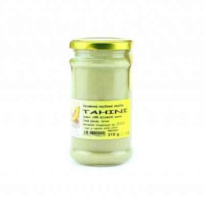 "Tahini - sezamové ""máslo"""