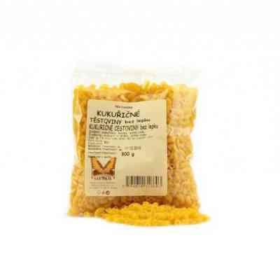 Kukuřičné těstoviny- kolínka Narural