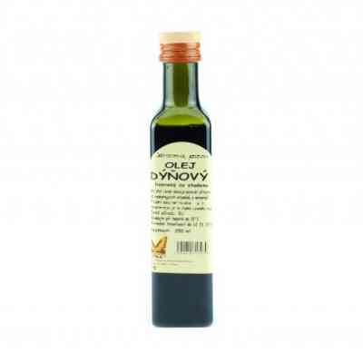 Olej dýňový 250ml Natural - za studena lisovaný
