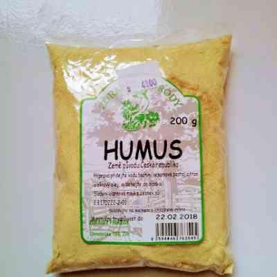 Humus - směs na přípravu