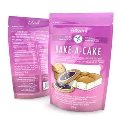 Bezlepková směs na pečení BAKE-A-CAKE