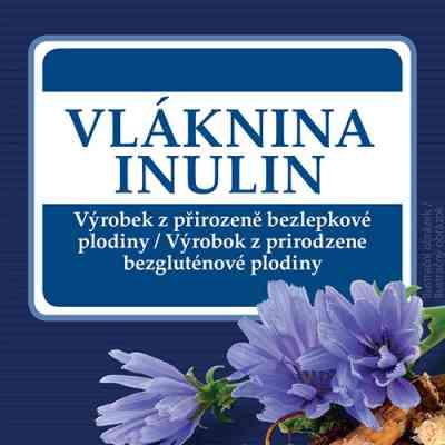 Vláknina INULIN