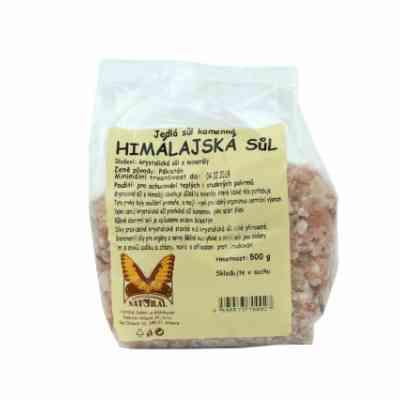 Himalájská sůl růžová hrubá Natural