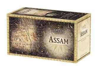 Assam - pravý černý čaj