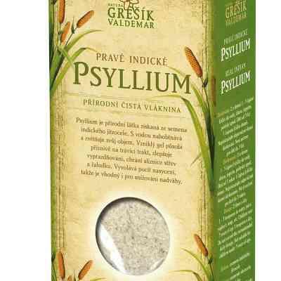 Psyllium - semínko indického jitrocele