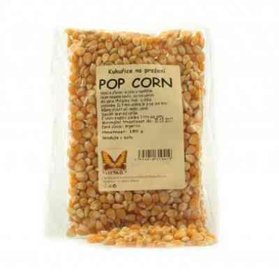 Kukuřice na pražení -  Pop corn