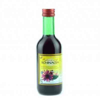 Bylinkový sirup - echinacea