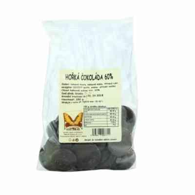 Čokoláda hořká 60% - Natural 250g