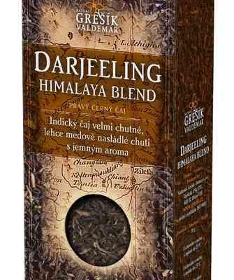Darjeeling Himalaya Blend - indický černý čaj