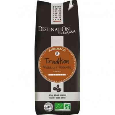 Bio káva zrnková Tradition Destination 250 g