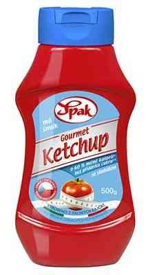Gourmet Ketchup bez cukru 500g