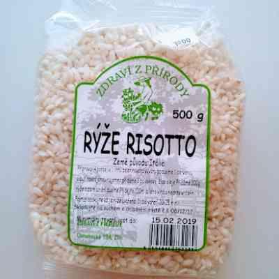 Rýže Risotto