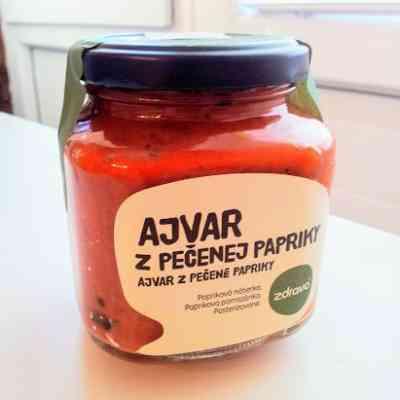 AJVAR z pečené papriky