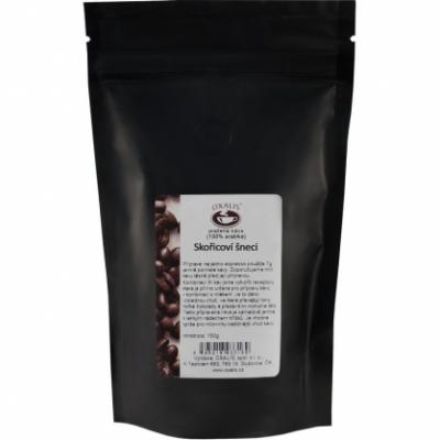 Skořicoví šneci 150 g - mletá káva