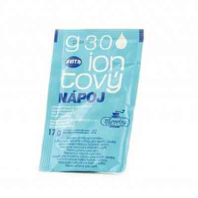 G30 iontový nápoj