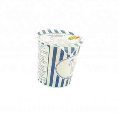 Kozí jogurt meruňka