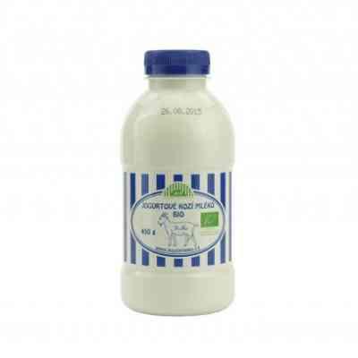 Kozí jogurtové mléko BIO