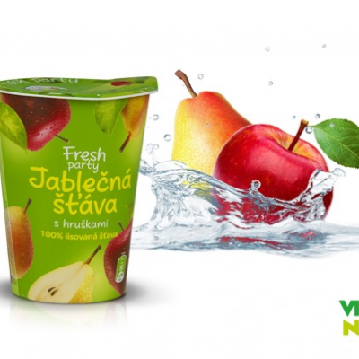 Fresh Party - Jablko a hruška Vitaminátor