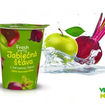 Fresh Party - Jablko a červená řepa Vitaminátor