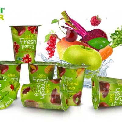 Fresh Party - jablko 100%  Vitaminátor
