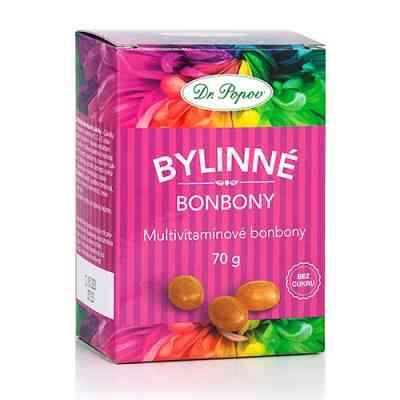 Bonbony Multivitamín