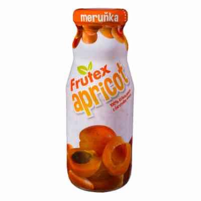 100% šťáva z čerstvého ovoce - meruňka - Frutex 200ml