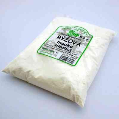 Rýžová mouka hladká
