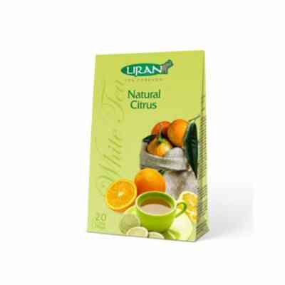 Bílý čaj Natural Citrus Tea of Life