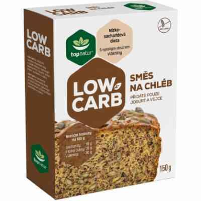 Směs na pečení chleba LOW CARB