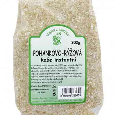 Pohankovo - rýžová kaše 200g