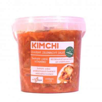 Czech KIMCHI