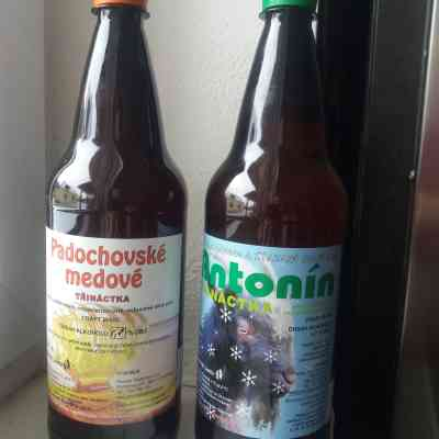 Pivo 12% ANTONÍN