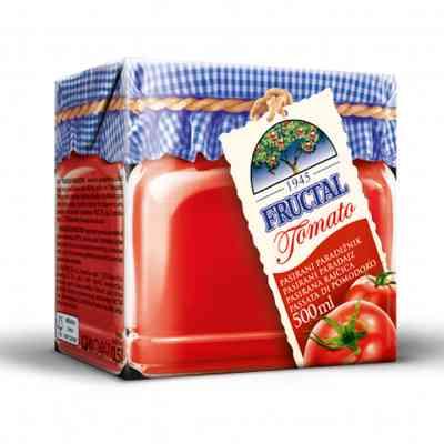 Pasírovaná rajčata Fructal