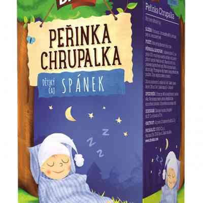 Čaj bylinný spánek – Peřinka Chrupalka