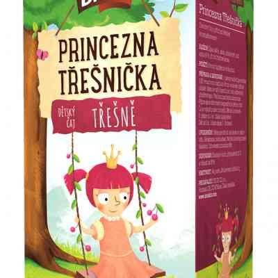Ovocný třešňový – Princezna Třešnička