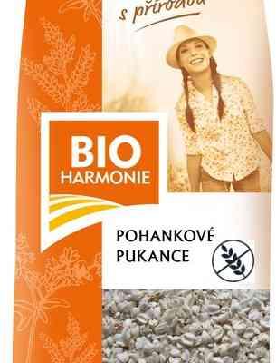 POHANKOVÉ pukance Bioharmonie