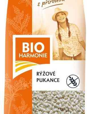 RÝŽOVÉ pukance Bioharmonie