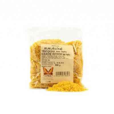 Těstoviny kukuřičné písmenka