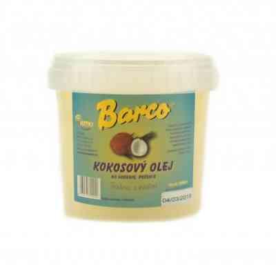 Kokosový olej Barco bez vůně