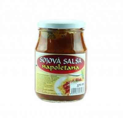 Sojová salsa napoletana