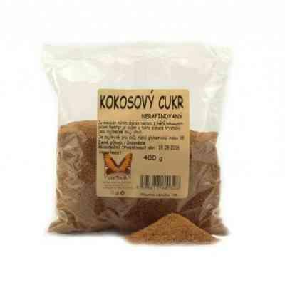 Kokosový cukr nerafinovaný